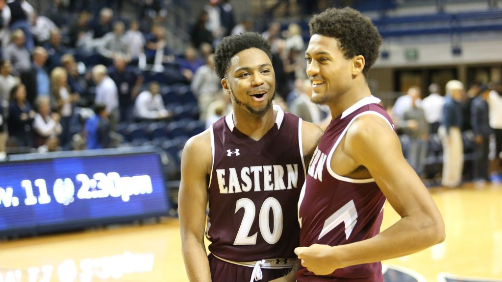 Eastern Kentucky University Basketball 2017-18