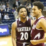 Boyd's Free Throws Lifts EKU MBB To Come From Behind Victory at Rice