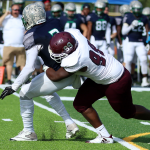 Campbellsville Univ Football's Caldwell named MSC Bluegrass Division Defensive Freshman of the Year; 8 earn 1st team honors