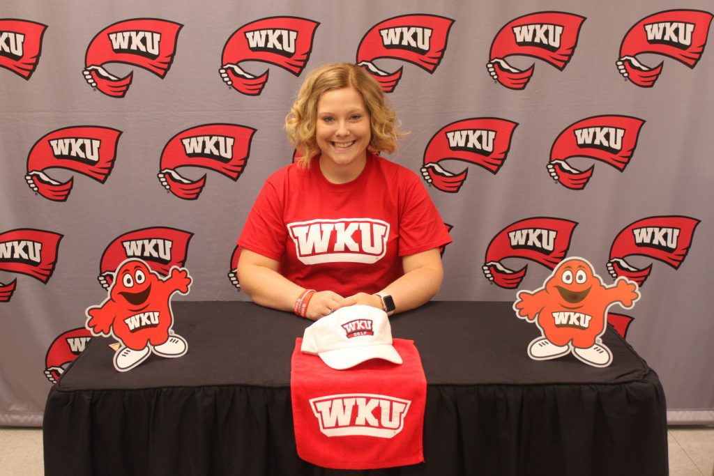 Western Kentucky University Golf Signee 2017