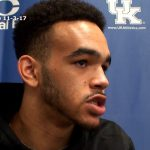 UK Basketball's Sacha Killeya-Jones on WIN over Centre College in Exhibition
