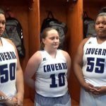 Caverna HS Lady Colonels Talks with Trevent Hayes About 2017-18 Basketball Season