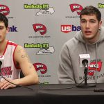 WKU MBB Return Home to Host In-State Foe Eastern Kentucky