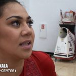 UofL Cards Womens Basketball's Loretta Kakala Media Day 2017