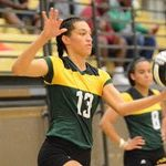 Kentucky State Volleyball Routs Central State University in 3-0 Sweep