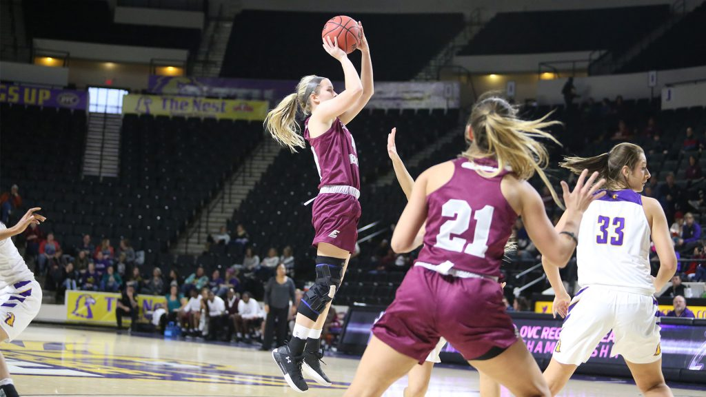 Eastern Kentucky University womens basketball 2017-18