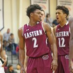 Late Shutdown Defense Propels EKU MBB Team To Road Win At Charleston Southern