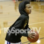 Coreon Scrivener – 2023 Newburg Middle School Basketball