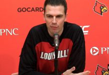 University of Louisville Cardinals mens basketball