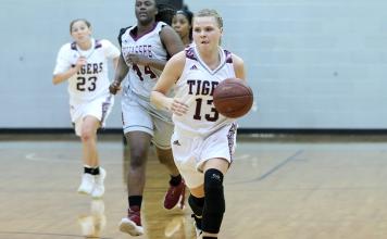Campbellsville University Womens basketball 2017-18
