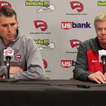 WKU Football Todd Stewart/Mike Sanford Discuss Cure Bowl Invitation