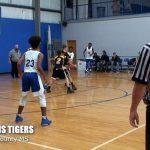 Newburg MS Basketball vs Woodford Co in KBA Gatorade KOBG Invitational