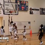 Kameron Jones – 2022 Newburg MS Basketball 2017-18