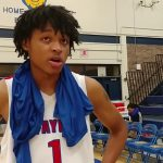 Lafayette HS Basketball Eric Powell interview w/ Lee G