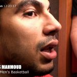UofL Cardinals Basketball Anas Mahmoud on WIN vs Grand Canyon