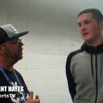 Caverna HS Basketball's Jaxton Dunagan on 91-86 WIN over rival Hart County