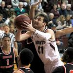 #3 Bellarmine MBB soars past Martin Methodist College 90-42 to extend home win streak to 50 games