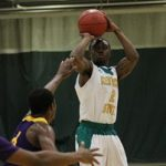 Battle Makes Debut as Kentucky State MBB Comes Up Short vs Benedict 83-77