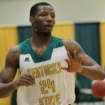 Kentucky State MBB's Stevenson Tagged as SIAC Newcomer of the Week