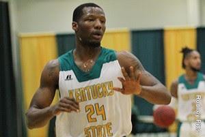Kentucky State University Mens Basketball