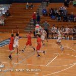 Gavin George – 2020 GUARD Central Hardin HS vs Grayson County
