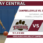 No. 15 Campbellsville MBB hosts No. 1 Georgetown on Saturday