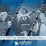 UK WBB Valerie Still, Mickie DeMoss, Ceal Barry Named Finalists for WBB Hall of Fame