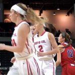 Seygan Robins -2018 GUARD Mercer County HS – 2017 Sweet 16