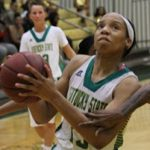 Freshman Duo of Herbert and Jones Lead WBB to a 69-67 Road Win at Paine