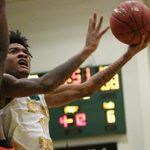Croon & Stevenson Notch Double-Doubles as Kentucky State MBB Surges Past Paine, 86-75