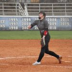 WKU Softball's Kelsey Aikey Tabbed Conference USA Co-Pitcher of the Week