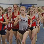 EKU Track & Field Imer Runs OVC-Best Time In The 3000 Meters