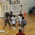Demetrius Dunlap – 2022 GUARD Newburg MS Basketball 2017-18 Season Mixtape