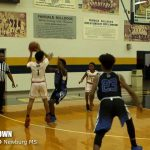 Taeviss Brown – 2022 GUARD Newburg MS 2017-18 Season Mixtape