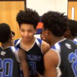 Tre Irvin – 2022 GUARD Newburg MS 2017-18 Season Mix