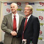 Greg Collins Introduced as New WKU WBB Head Coach