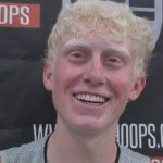 Grant County HS Basketball Blake Robinson at 2019 NextUpRecruits Camp