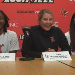 UofL Volleyball Media Day 2019