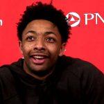 Louisville Basketball Johnson & Williams Postgame vs USC Upstate