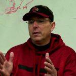 Louisville Football Coach Scott Satterfield on LOSS to Kentucky