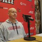 Louisville MBB Coach Chris Mack Previews Virginia