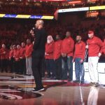 Louisville Cardinals Basketball Honors 1980 NCAA Championship Team