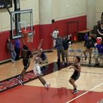 Javon Smith DUNK for Bardstown HS vs John Hardin