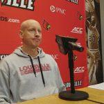 Louisville MBB Coach Chris Mack Previews Virginia
