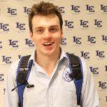 LexCath Basketball Ben Johnson on WIN vs Trinity