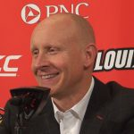 Louisville MBB Coach Chris Mack on WIN vs Virginia