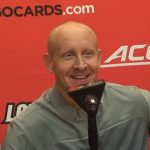 Louisville MBB Chris Mack Previews Clemson Recaps Loss to Georgia Tech
